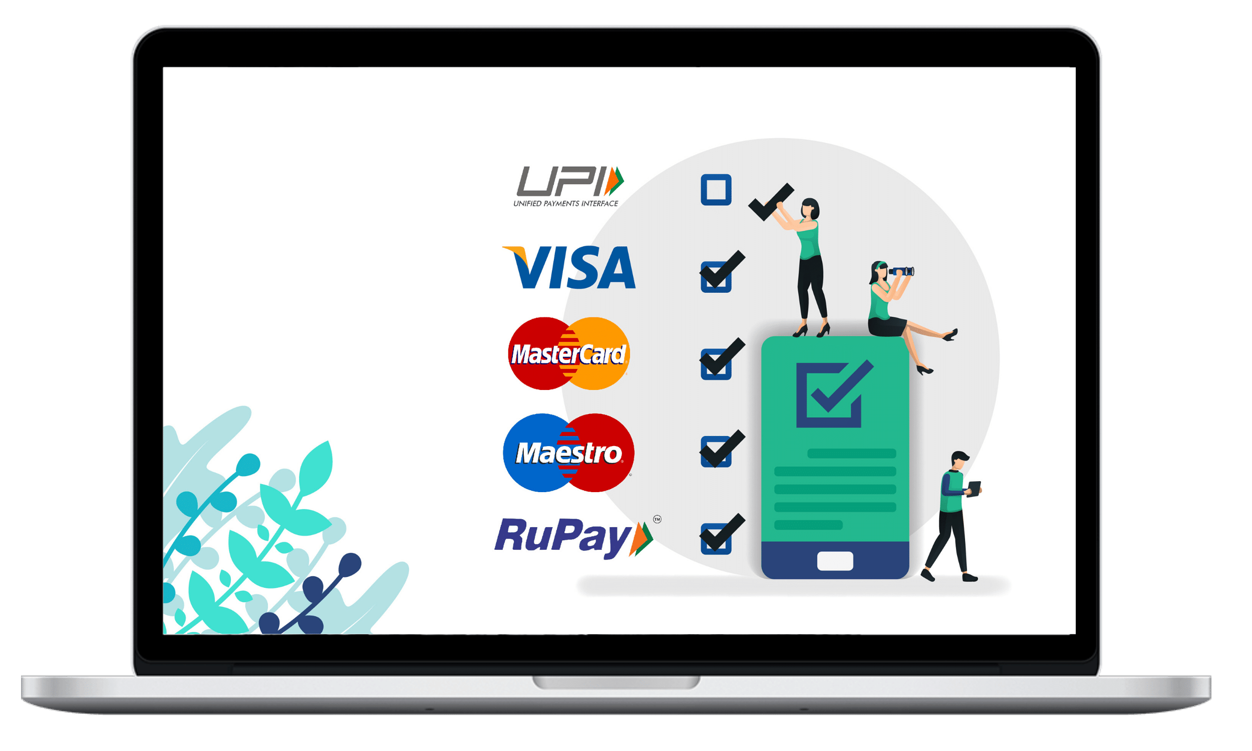 cashlesso graphic payments